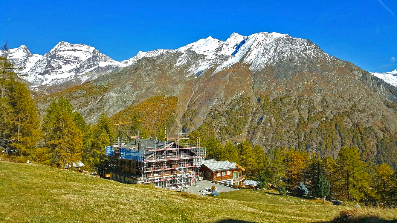 Hohnegg Lodge Apartments, Switzerland