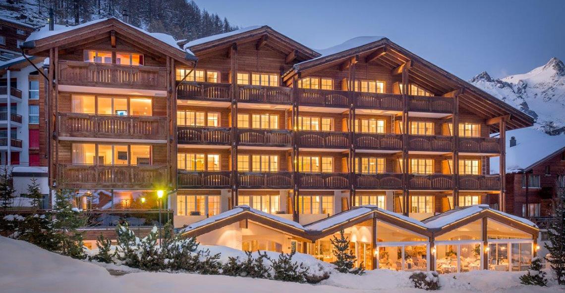 Hotel Schweizerhof Hotel, Switzerland