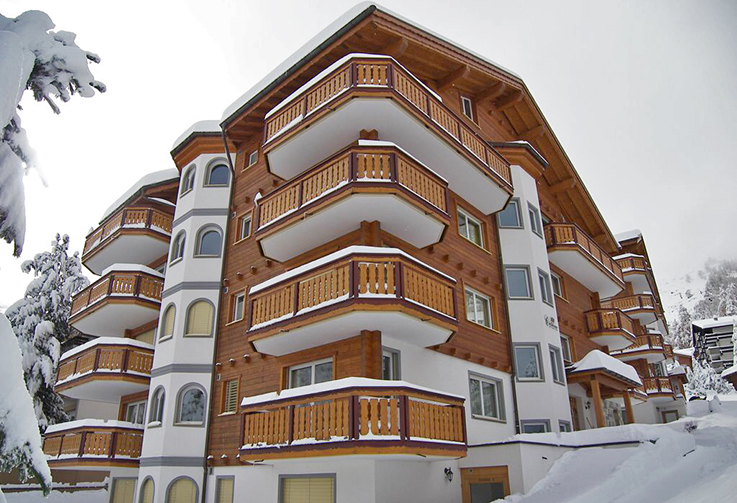 Saas Fee, Chateau B 3