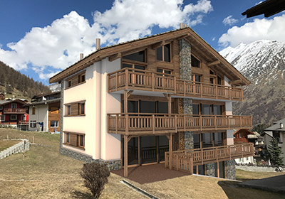 Properties, Saas Fee, Switzerland