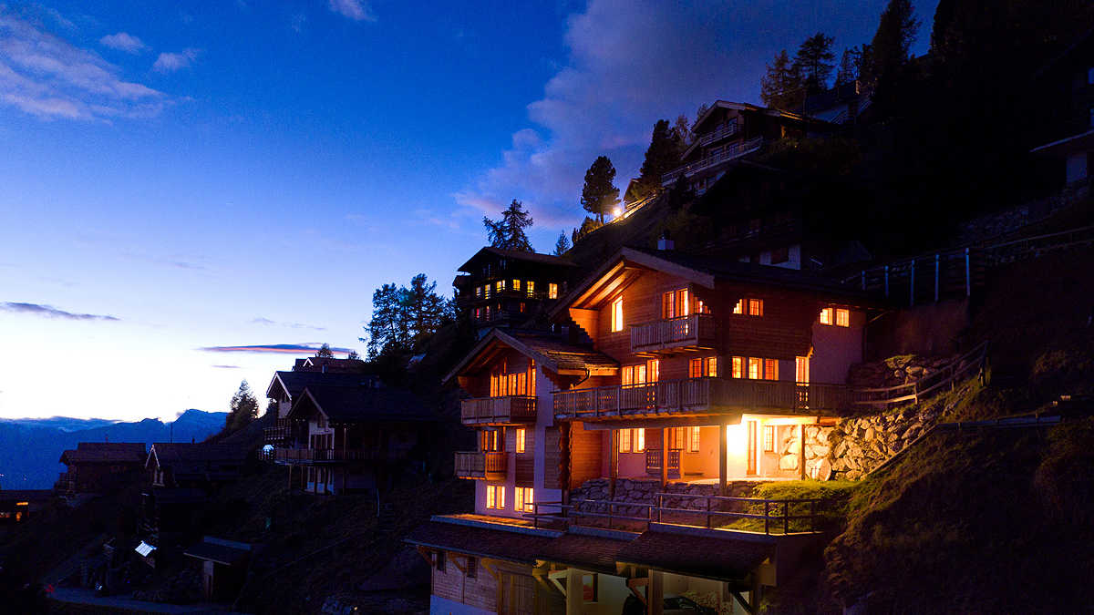 La Royale Chalet, Switzerland
