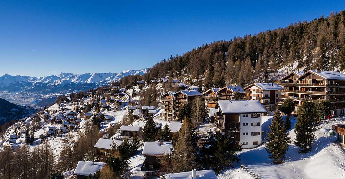 St. Luc - Chandolin, Switzerland
