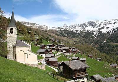 Properties, St. Luc - Chandolin, Switzerland
