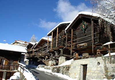 The Village, St. Luc - Chandolin, Switzerland