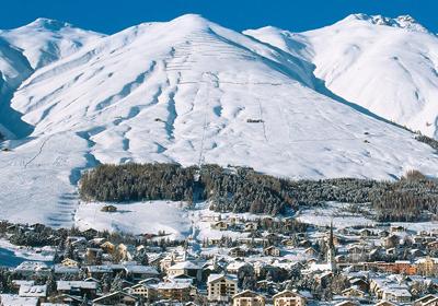 Properties, St. Moritz, Switzerland