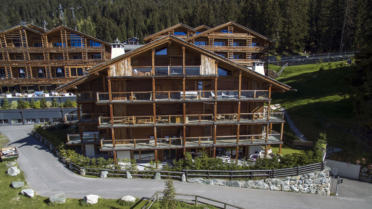Baryte 2 Apartments, Switzerland