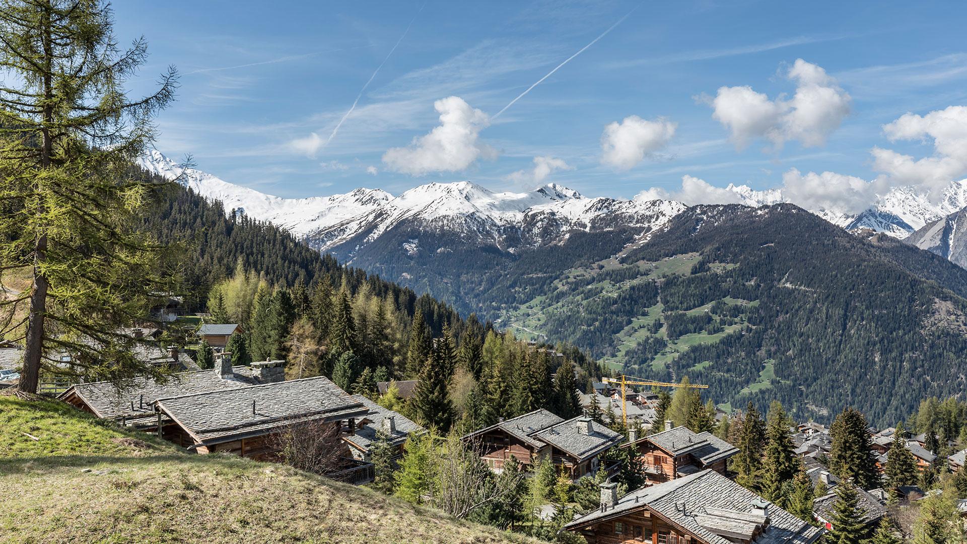Chalet Kewanee Chalet, Switzerland