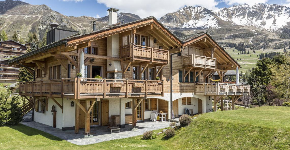 Chalet Musaraigne Chalet, Switzerland