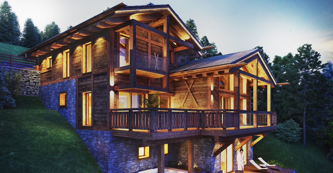 Chalet Theia Chalet, Switzerland