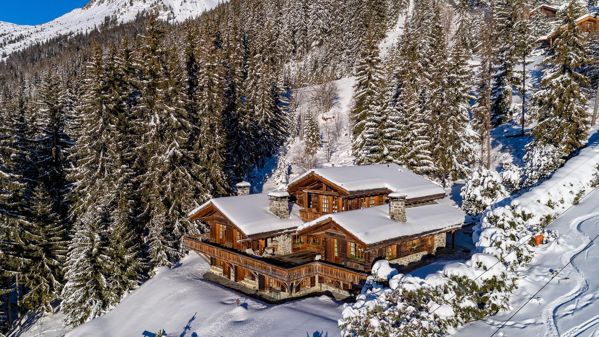 Chalet Trois Toits Chalet, Switzerland