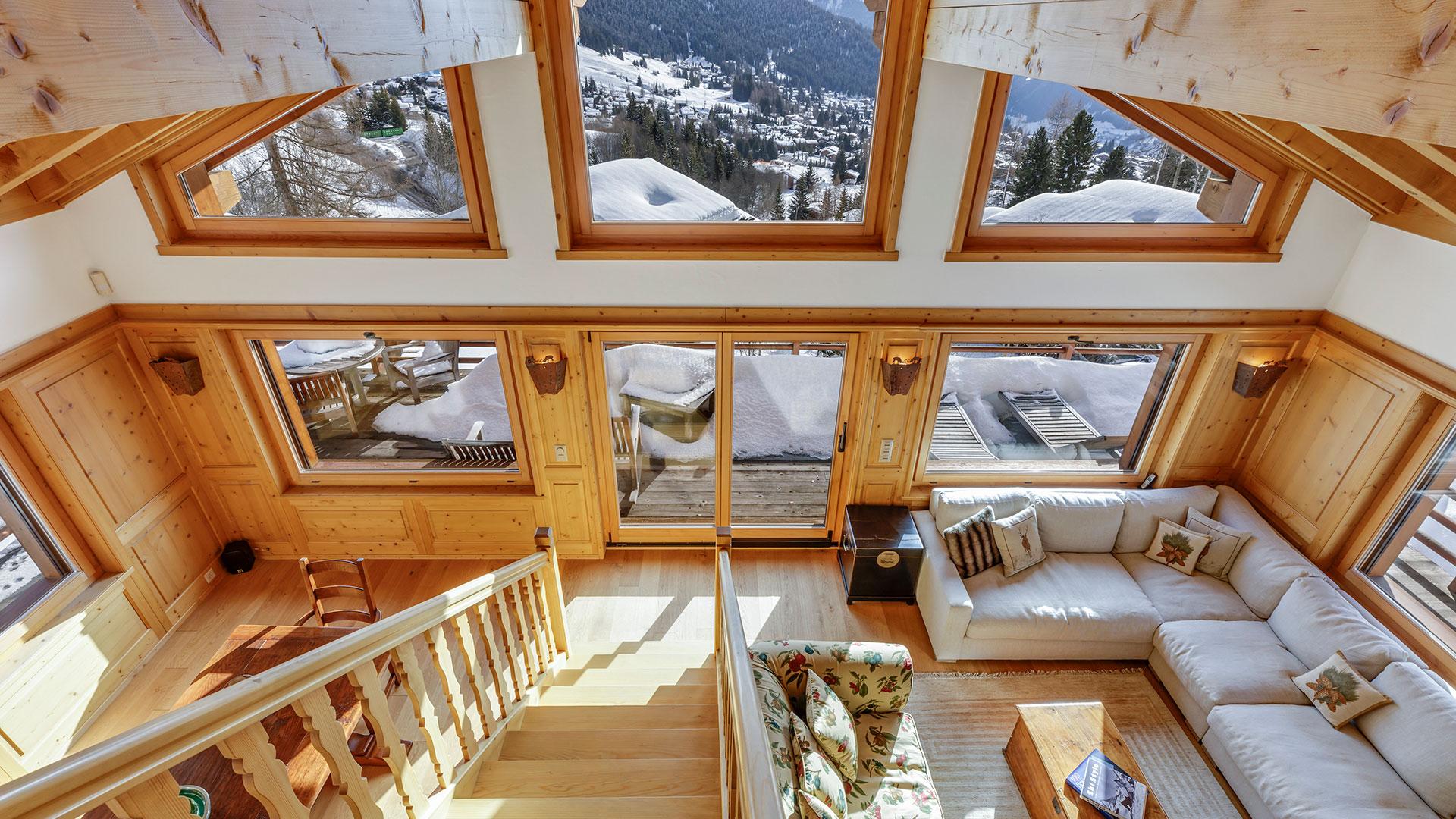 Chesa Luna Chalet, Switzerland