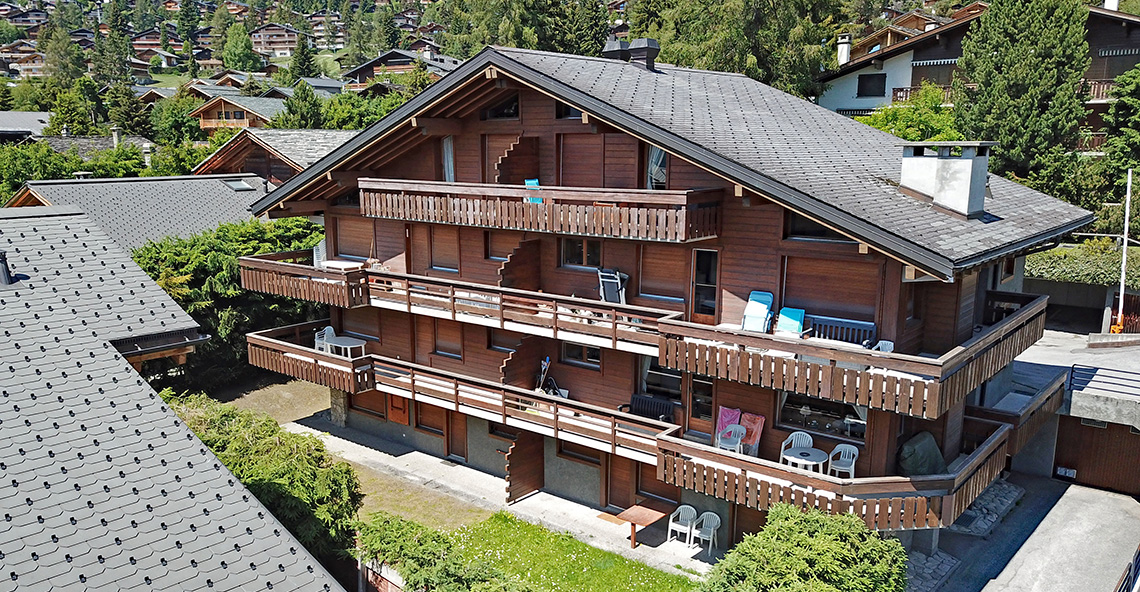 Croix de Coeur Apartments, Switzerland
