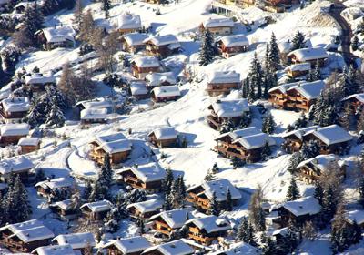 Properties, Verbier, Switzerland