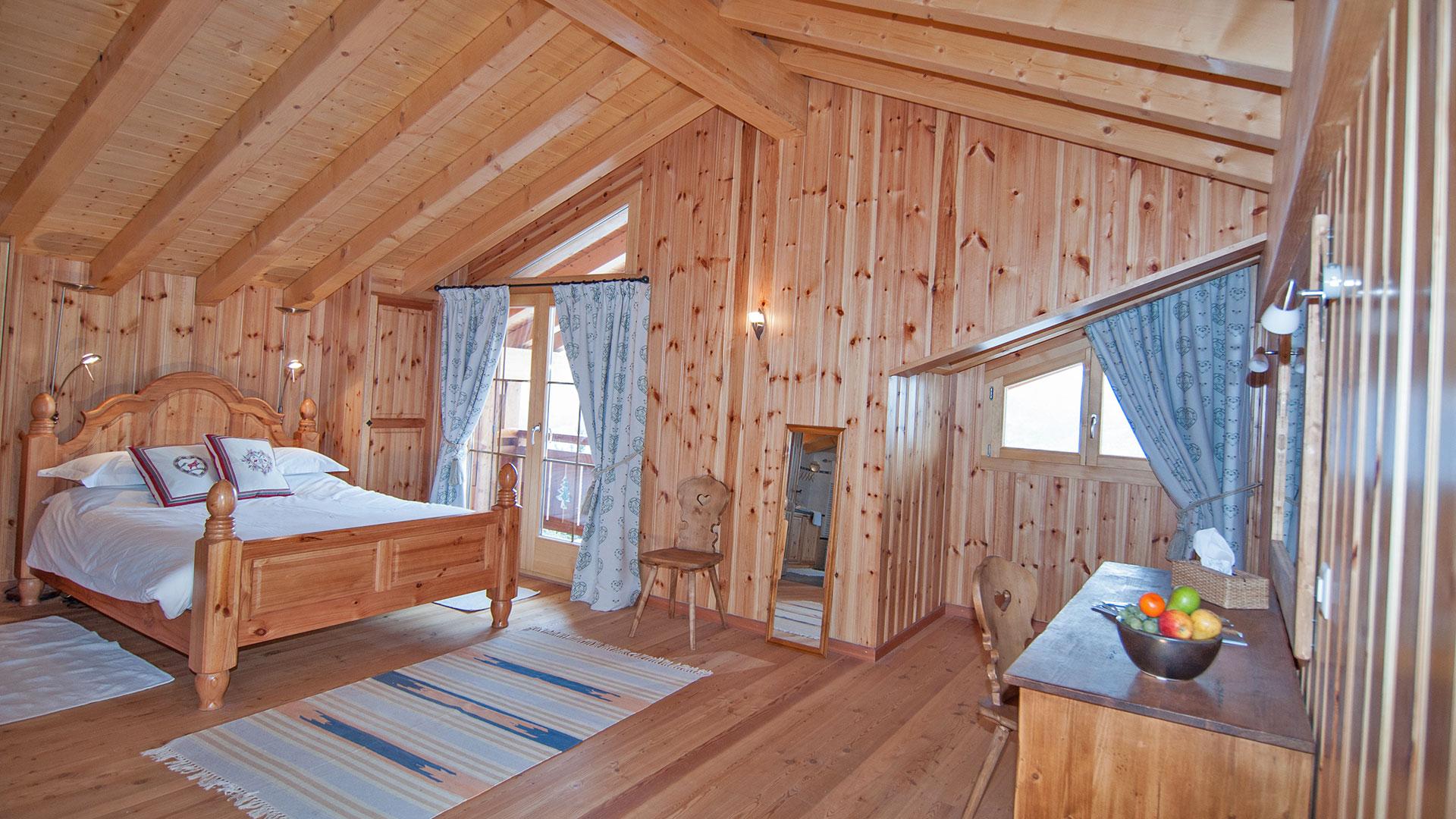 Chalet Lususa Chalet, Switzerland