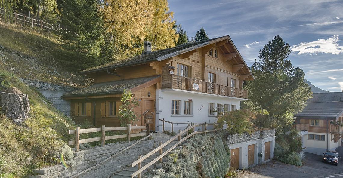 Chalet Philippe Chalet, Switzerland