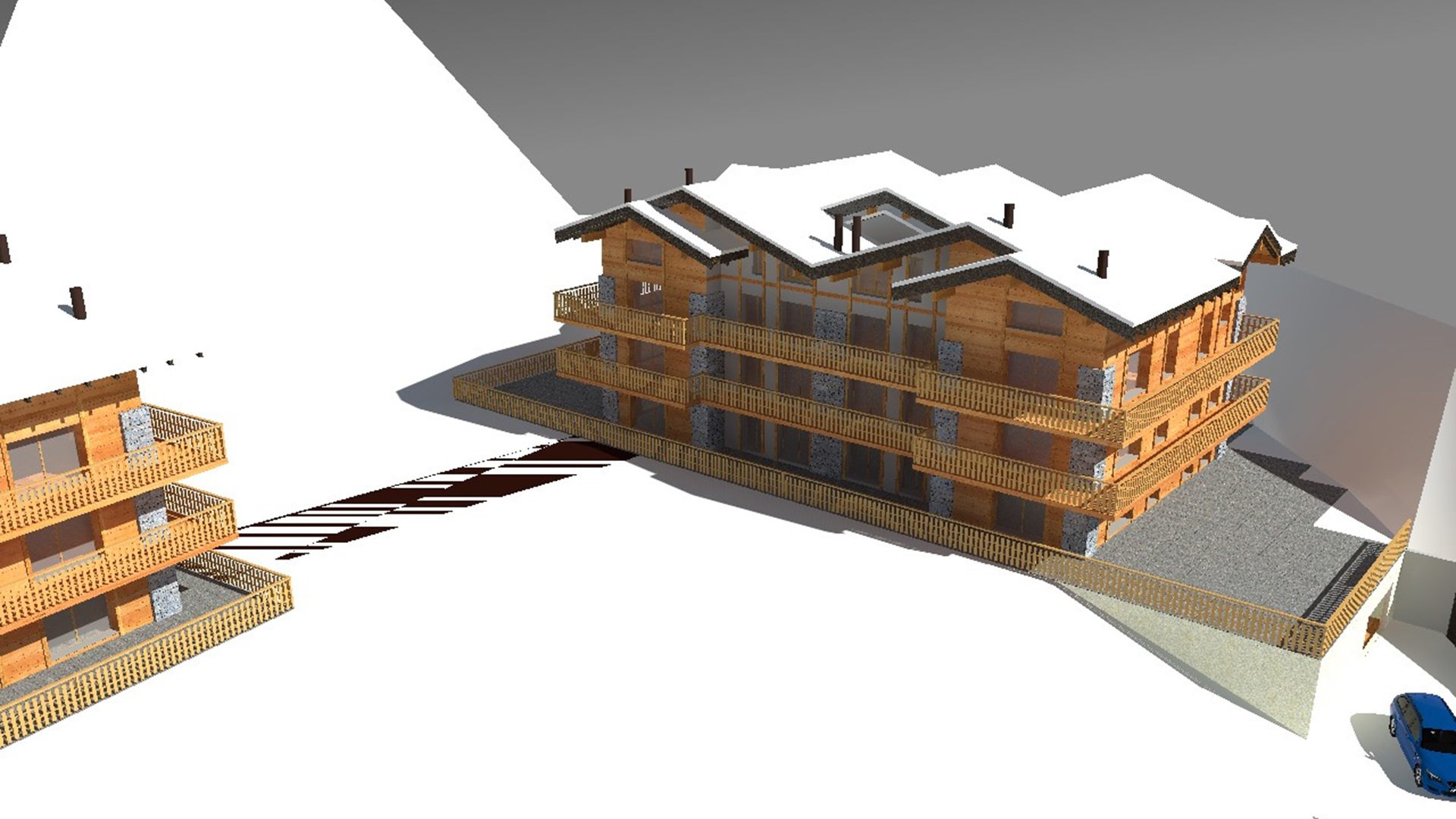 Etoile des Pistes Apartments, Switzerland