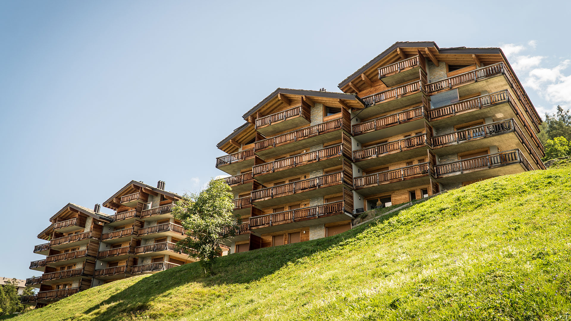 Fontanettes 51 Apartments, Switzerland