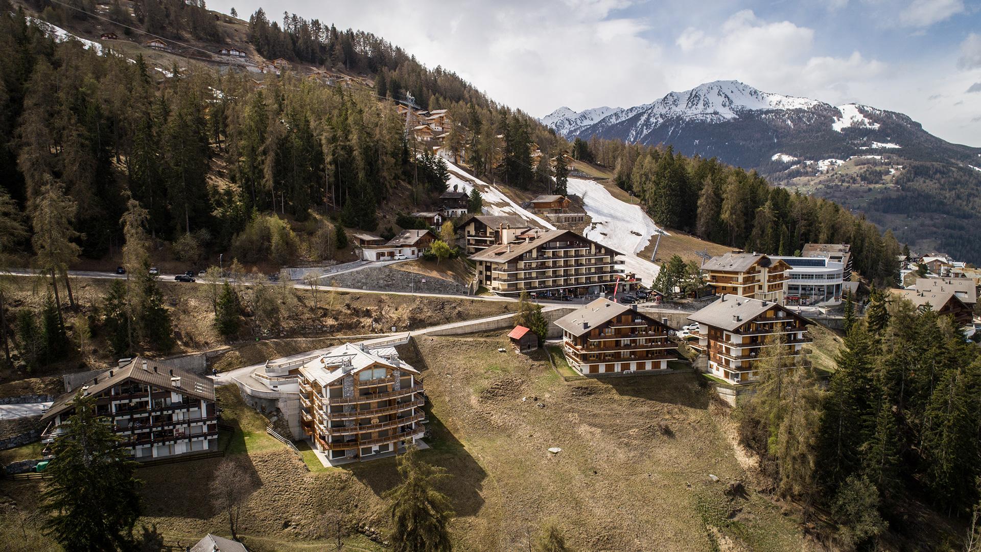 Ski Paradise 4 Apartments, Switzerland
