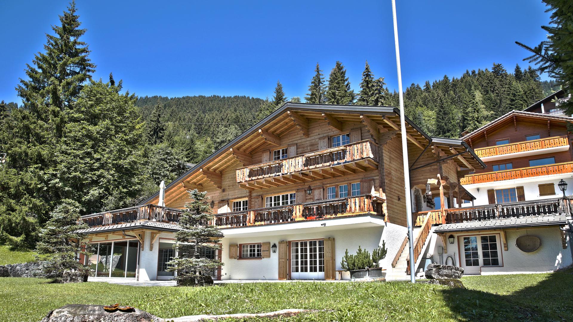 Chalet Clipper Chalet, Switzerland
