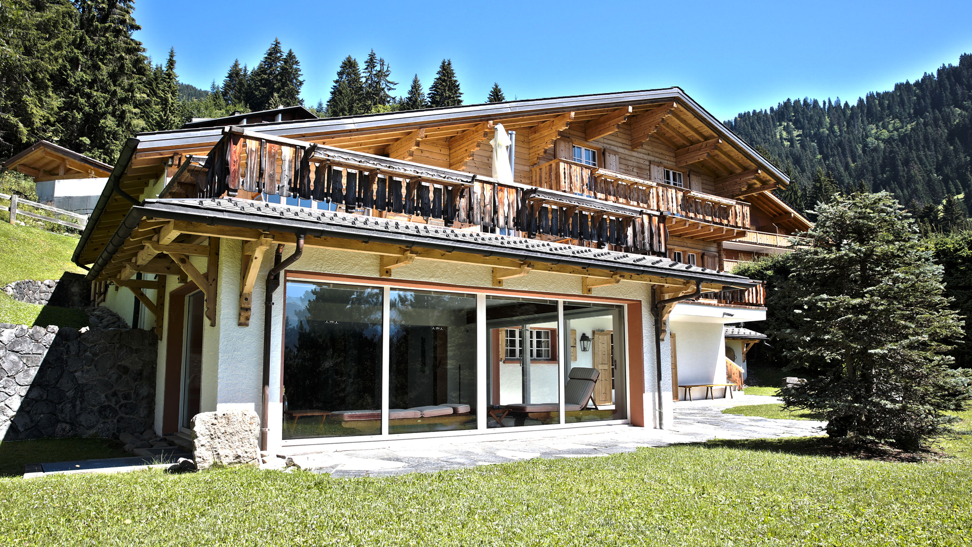 Chalet Clipper Chalet, Switzerland