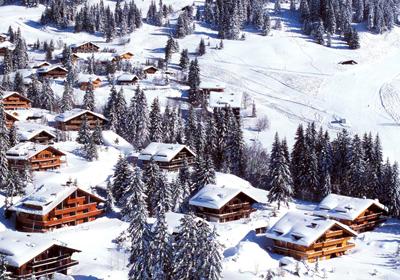 Properties, Villars, Switzerland