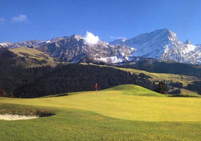 Summer, Villars, Switzerland