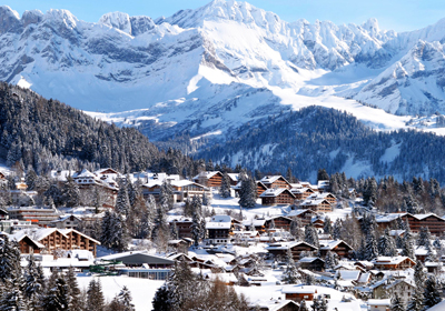 The Village, Villars, Switzerland