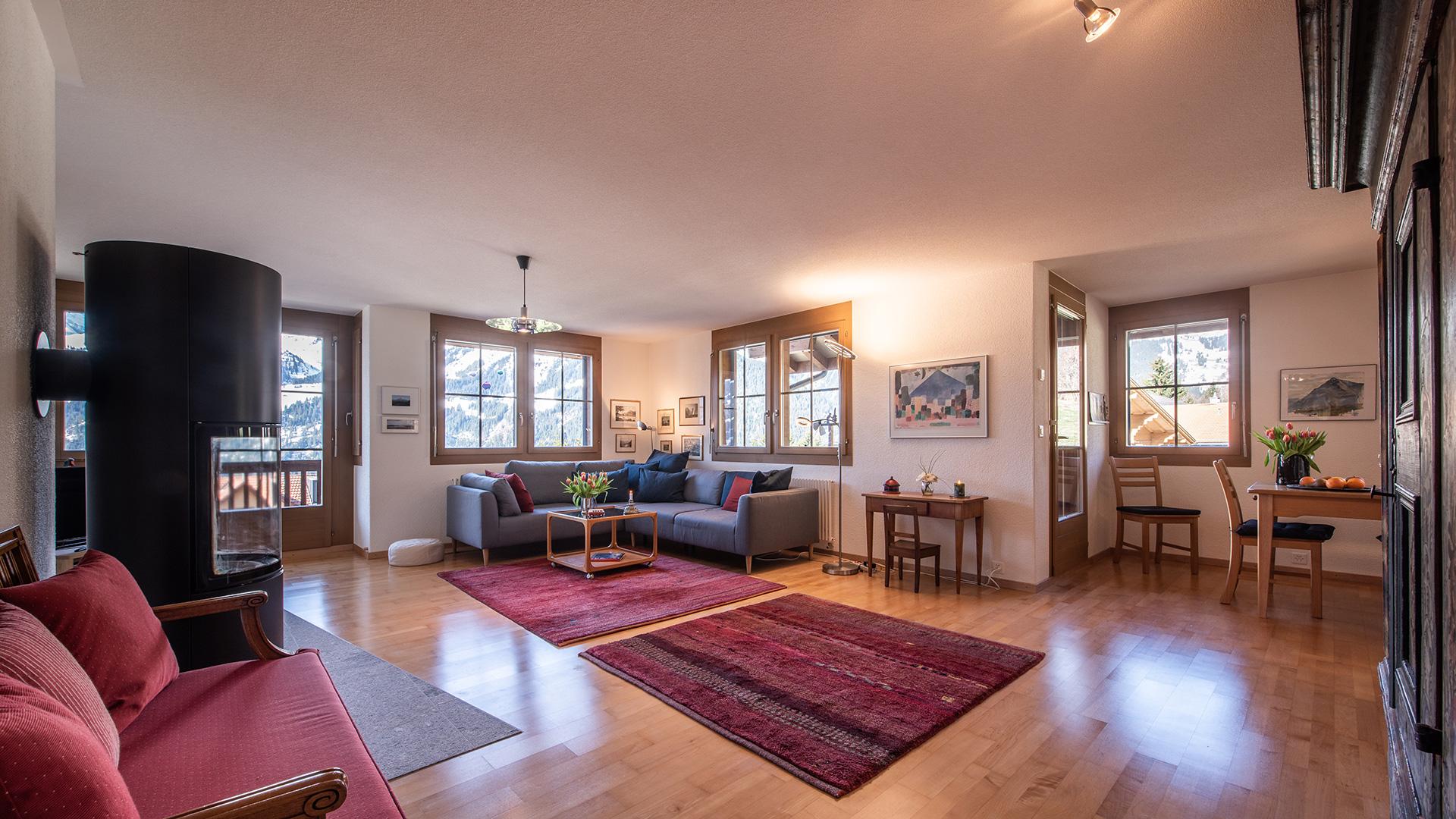 Alpenrebe Apartments, Switzerland
