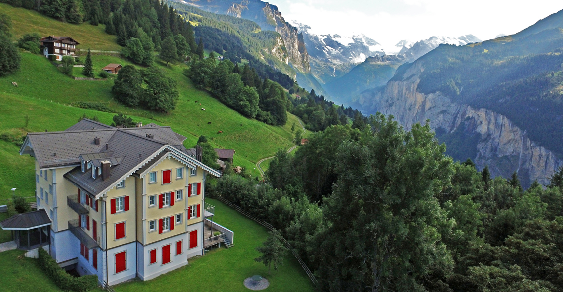 Apartment 8, Residence Mittaghorn Apartments, Switzerland
