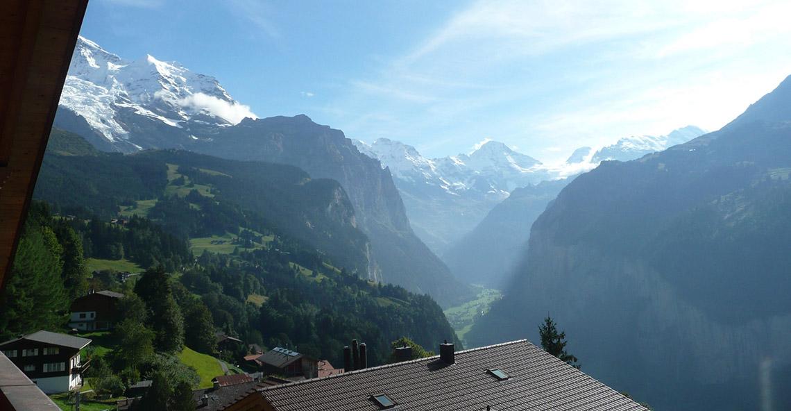 Barg und Tal Apt 6 Apartments, Switzerland