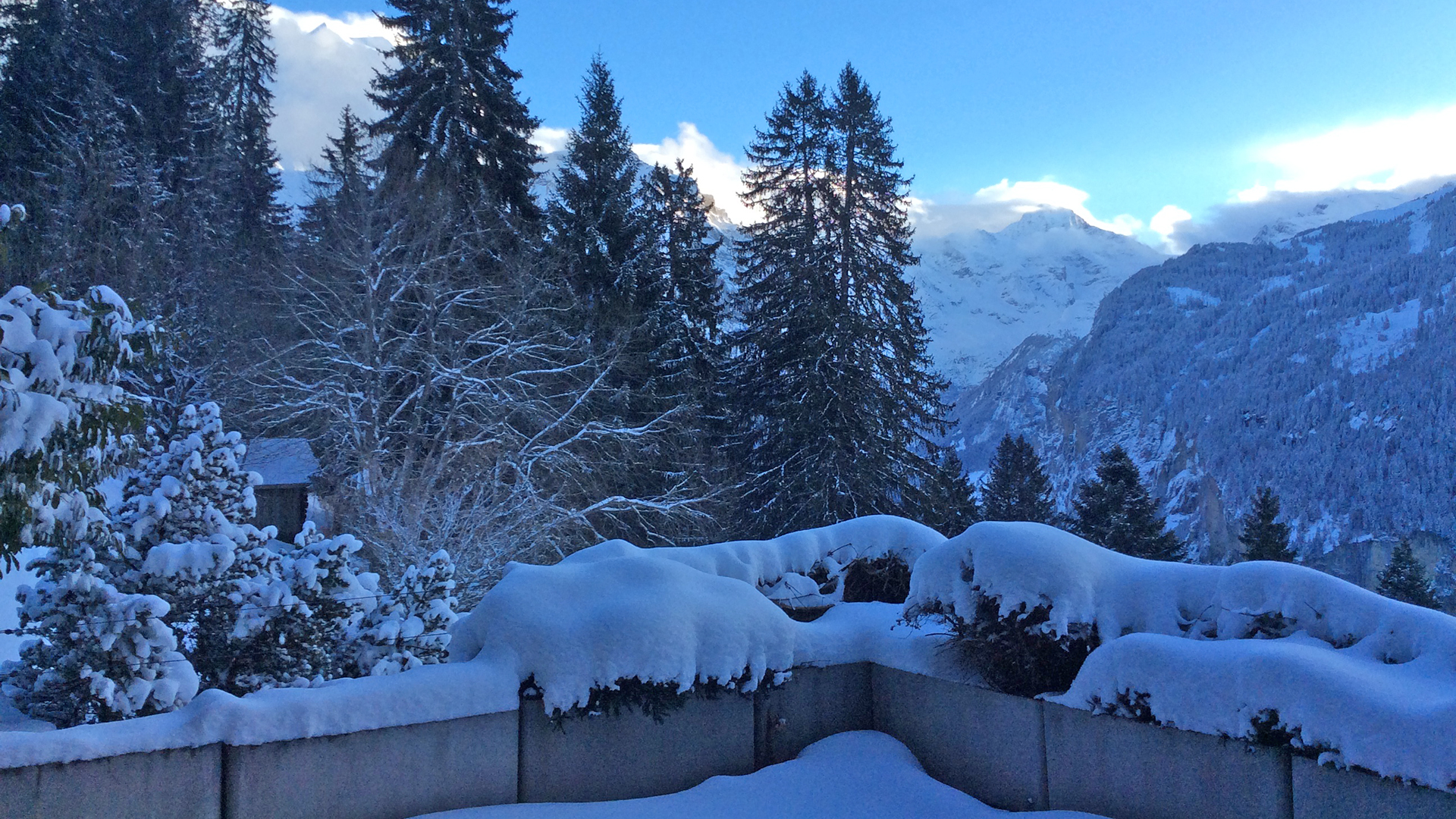 Bijouli Apartments, Switzerland