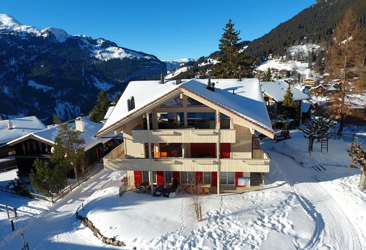 Buy Property In Interlaken Switzerland