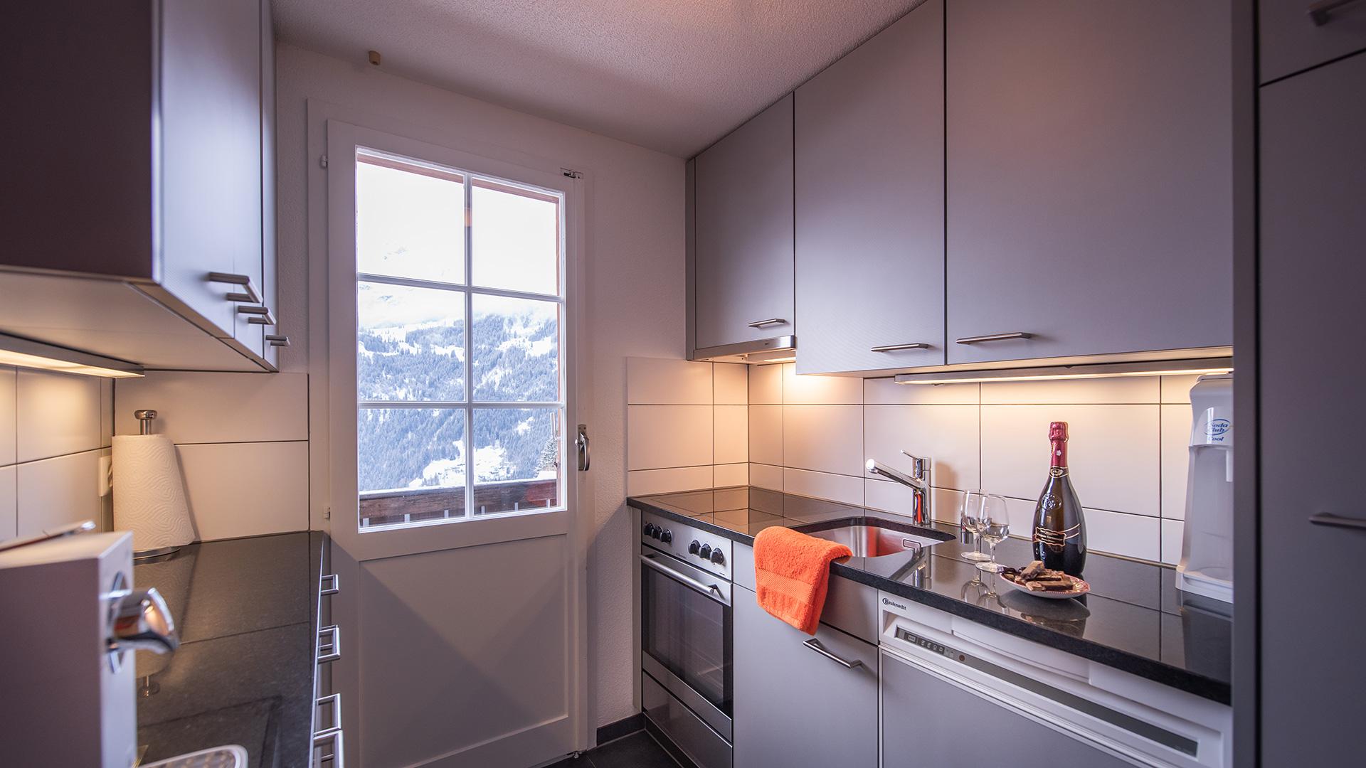 Chalet Mutzli Chalet, Switzerland