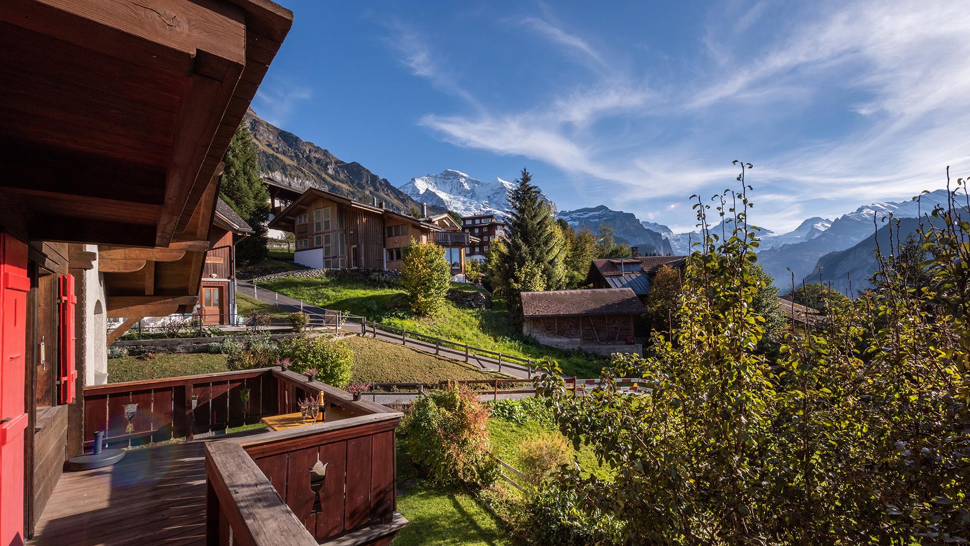 Chalet Schwälbeli Chalet, Switzerland