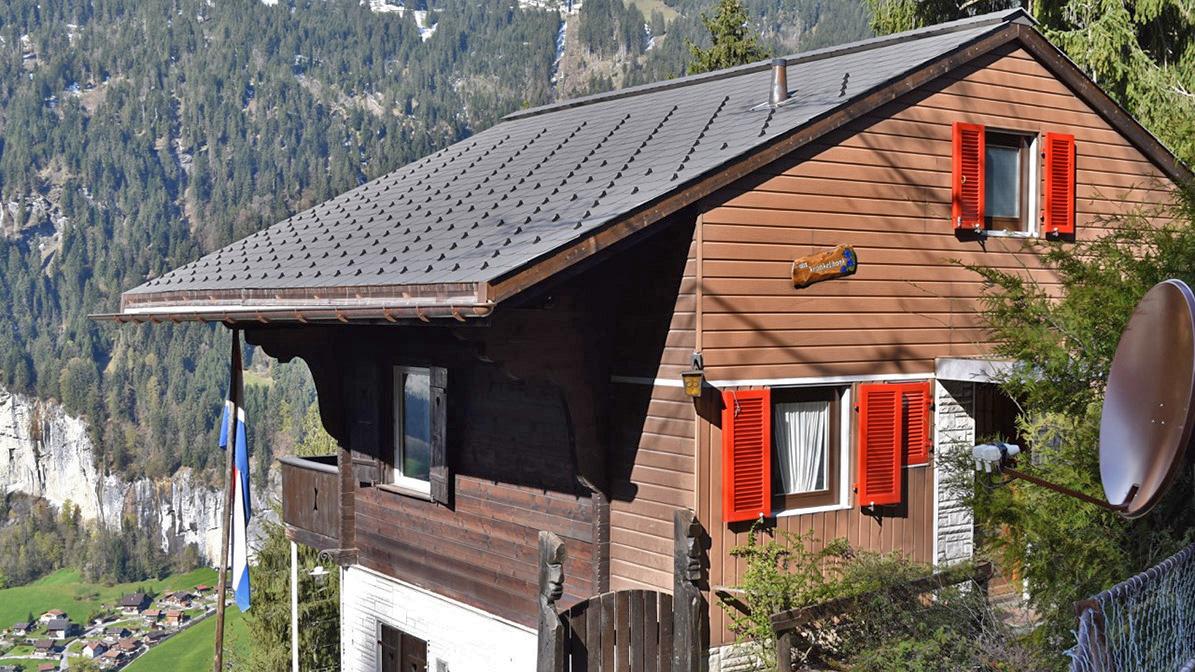 Chalet Zwirgi Chalet, Switzerland