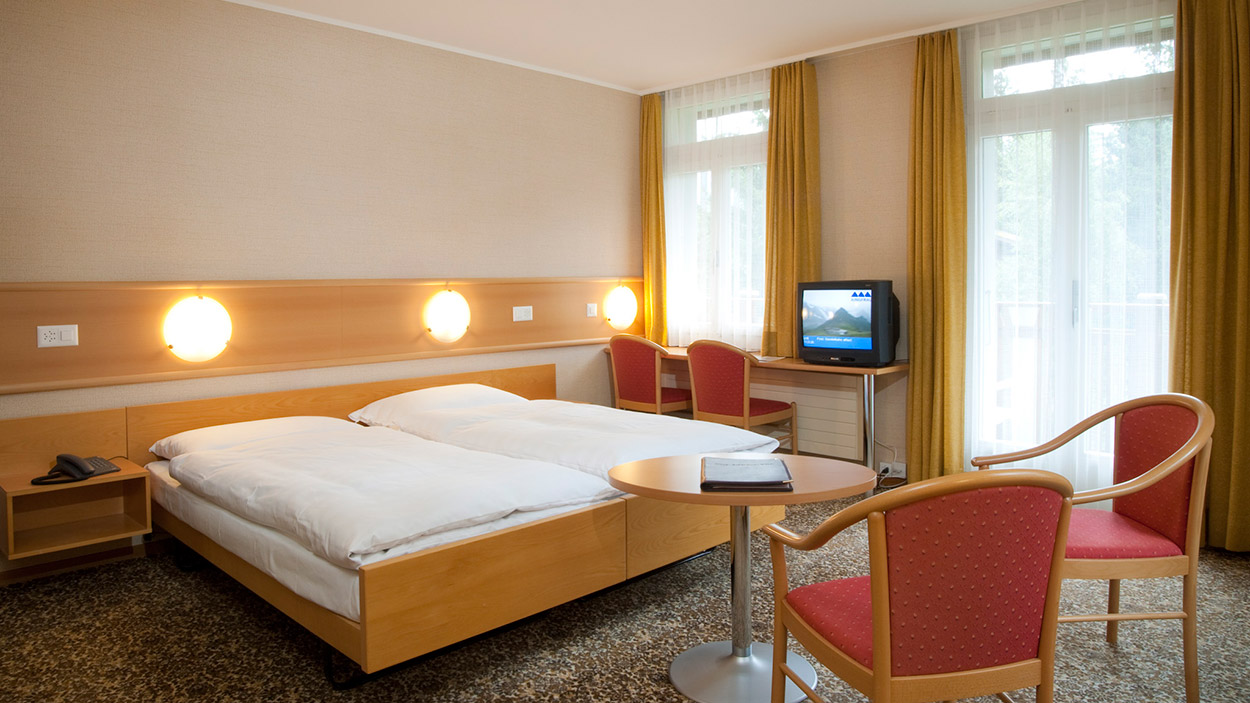 Hotel Alpenruhe Hotel, Switzerland