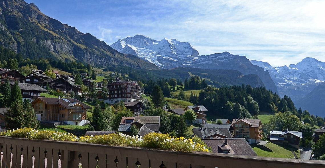 Hotel Caprice Hotel, Switzerland