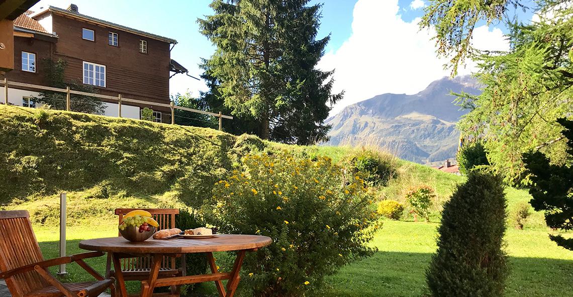 Luise Apt Apartments, Switzerland