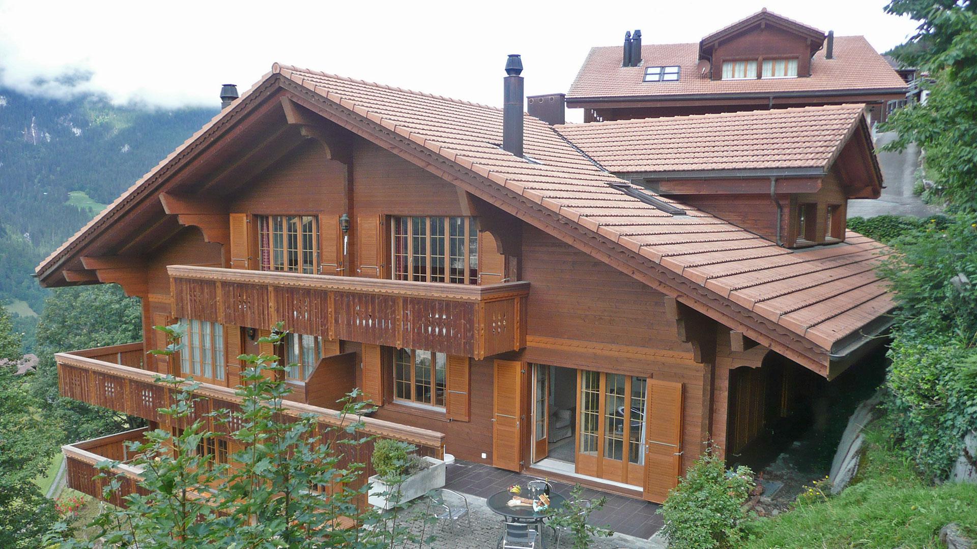 Panorama Apartments, Switzerland