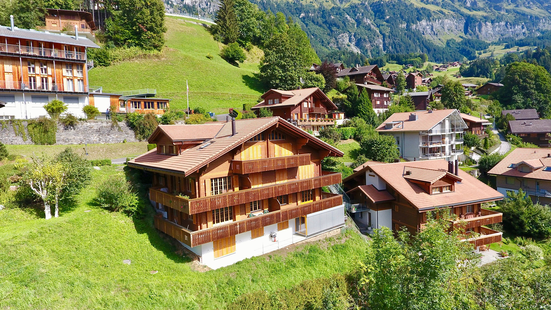 Primera Apartments, Switzerland