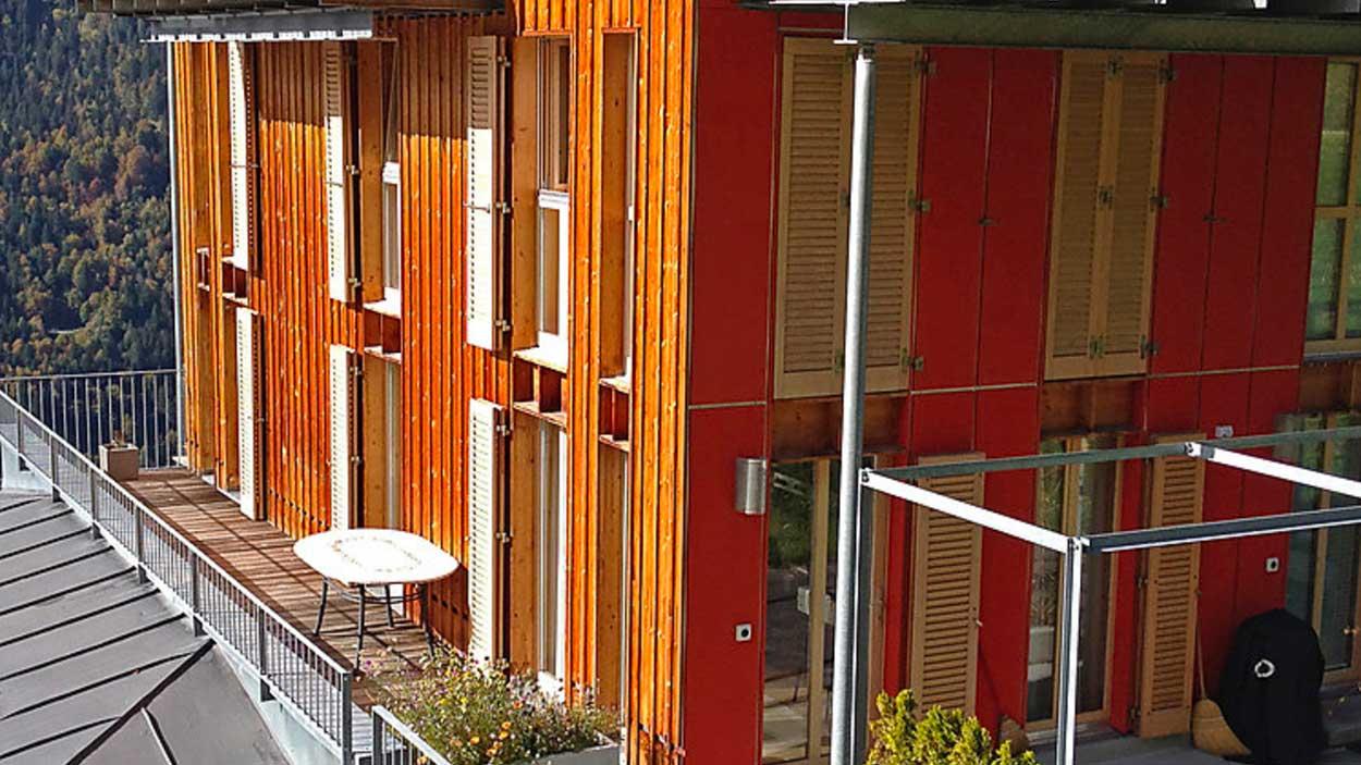 Schweizerheim Apt Apartments, Switzerland