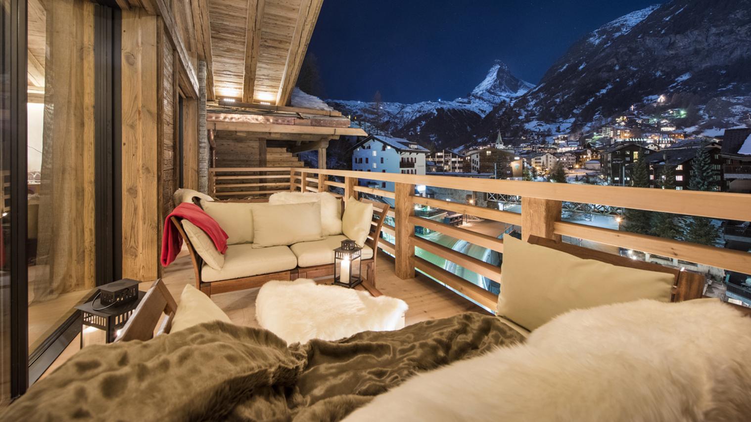 7 Heavens Chalet, Switzerland