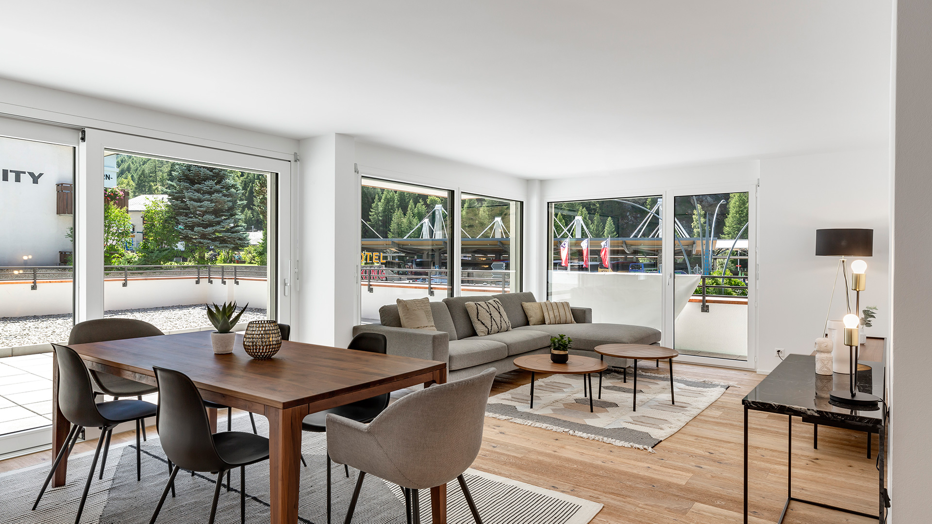 Cervin Park Apartments, Switzerland