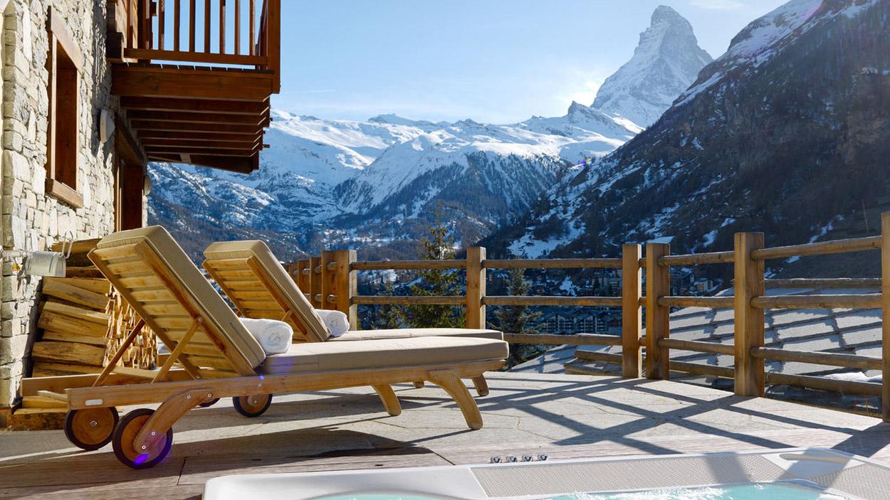 Chalet Maurice Chalet, Switzerland