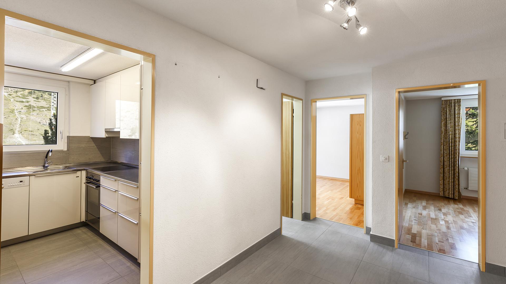 Grillon Apartments, Switzerland
