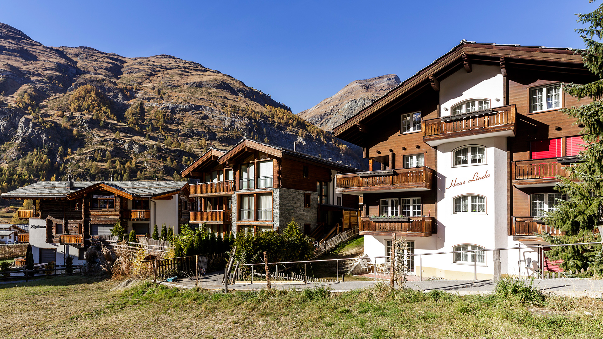 Haus Linda Chalet, Switzerland