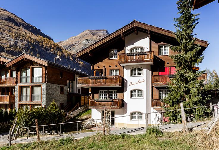 Zermatt, Haus Linda