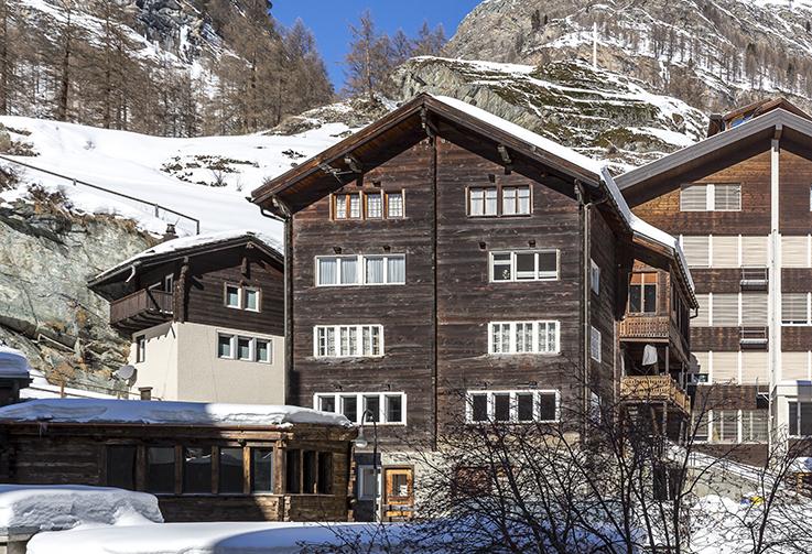 Zermatt, Orianne