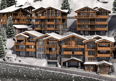 Properties, Zermatt, Switzerland