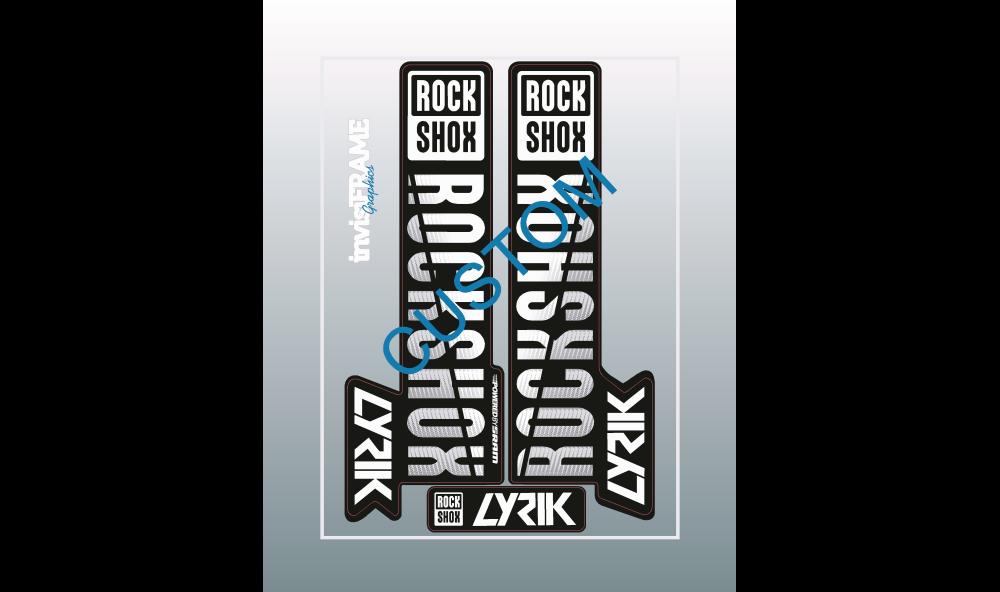 ROCK SHOX LYRIK 2018